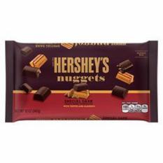 Chocolate Hershey's Nuggets vuông đắng nhân hạnh nhân