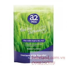 Sữa tươi dạng bột nguyên kem A2 Úc 1kg
