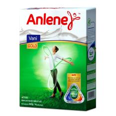 Sữa bột Anlene Gold Movepro hương vani 440g (Hộp giấy)