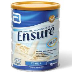 Sữa bột Ensure hương Vani Úc Ensure Vanilla Powder 850g ÚC