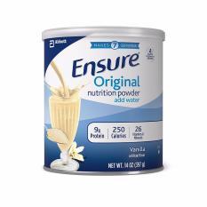 Giá Sốc Sữa bột Ensure ngoại nhập Ensure Original Nutrition Powder Add Water 397g MỸ