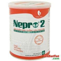 Đánh Giá Sữa Nepro số 2 900g dành cho người bệnh thận