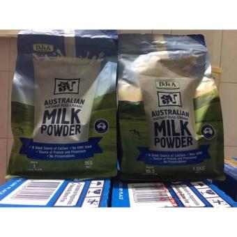 Sữa tươi dạng bột DJ&A