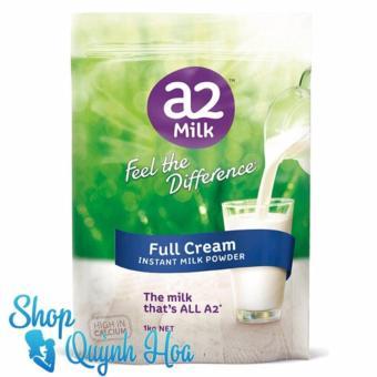 Sữa tươi dạng bột nguyên kem A2 Úc túi 1kg