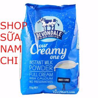 Sữa tươi nguyên kem Devondale 1 kg