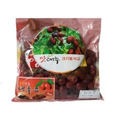 Táo đỏ sấy khô Hàn Quốc 500g (Nhập khẩu)