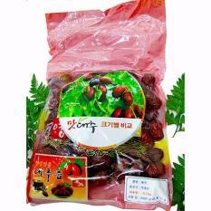 Táo đỏ sấy khô Hàn Quốc (500gr)