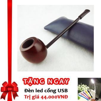 Tẩu thuốc gỗ Gụ sang trọng đẳng cấp Popege F157 (Gỗ) + Tặng đèn LEDcổng USB - 8660608 , OE680WNAA4ZI9FVNAMZ-9188643 , 224_OE680WNAA4ZI9FVNAMZ-9188643 , 290000 , Tau-thuoc-go-Gu-sang-trong-dang-cap-Popege-F157-Go-Tang-den-LEDcong-USB-224_OE680WNAA4ZI9FVNAMZ-9188643 , lazada.vn , Tẩu thuốc gỗ Gụ sang trọng đẳng cấp Popege F157 (