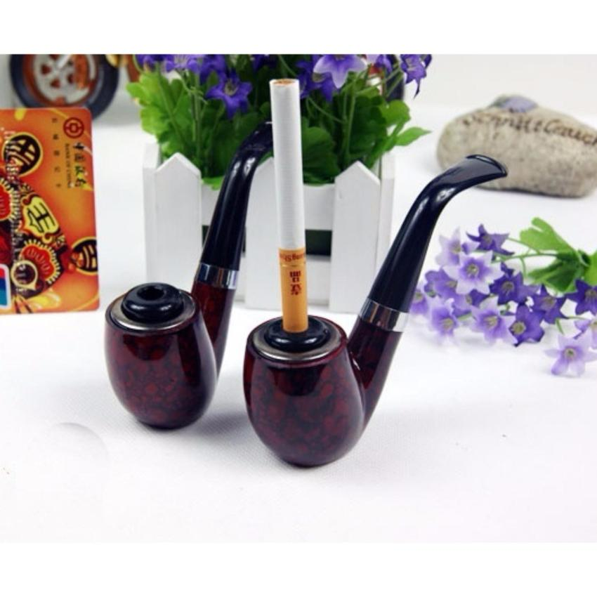 Tẩu thuốc lá loại lớn dùng cho thuốc lá sợi và thuốc lá điếu