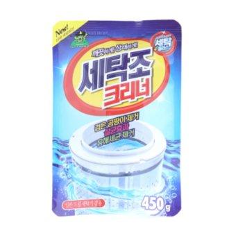 Tẩy lồng máy giặt siêu sạch