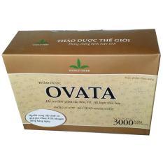 Vì sao mua Thảo dược hỗ trợ trị táo bón và tiêu hóa Ovata 140gram, xuất xứ Ấn Độ