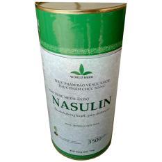 Trang bán Thảo dược ổn định đường huyết, giảm mỡ máu, Nasulin 500gram, xuất xứ Ấn Độ