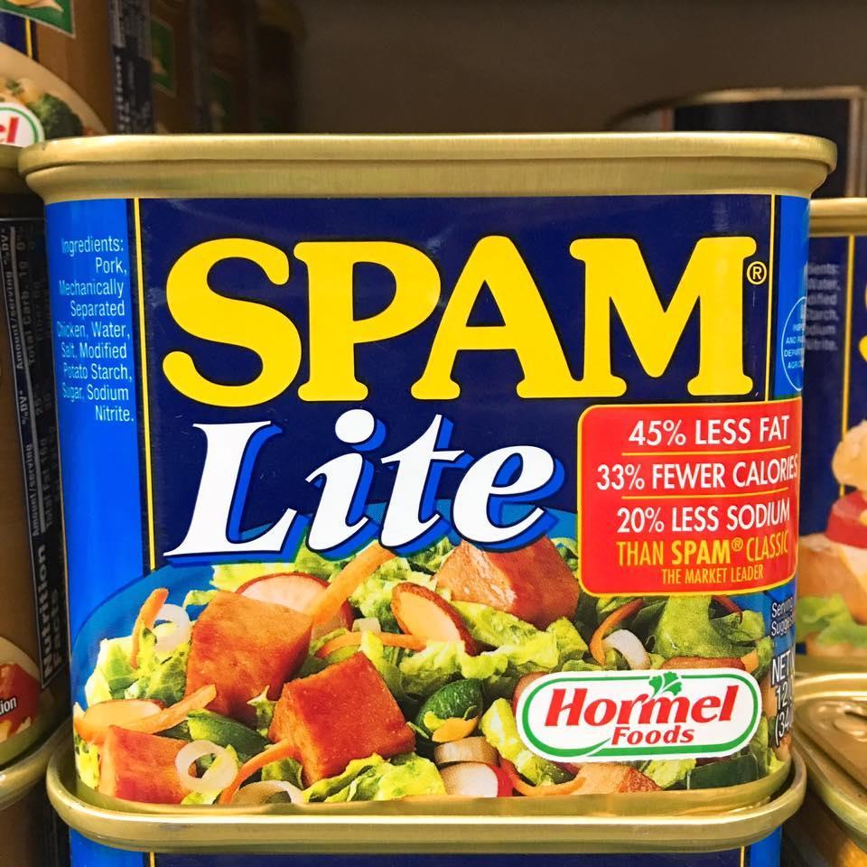 Thịt Hộp Hormel Spam Classic 340g (Hộp)