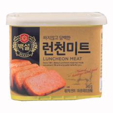 Thịt hộp Luncheon Hàn Quốc Nhập Khẩu(340g)
