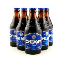 Bia Chimay xanh thùng 24 chai – Chimay Blue Beer – Belgium Beer