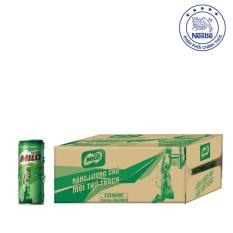 Thùng 24 Lon Nestlé MILO ® Uống Liền (24 lon x 240ml)