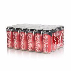 Ở đâu bán Nước giải khát có ga Coca-Cola Zero không đường thùng 24 lon 330ml