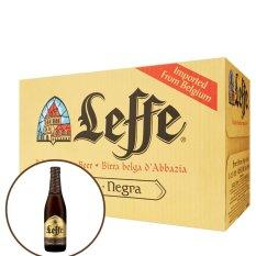 Leffe Brune chai 330ml – Thùng 24