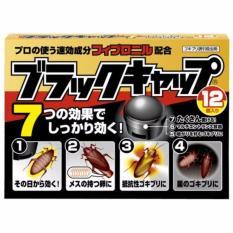 Giá Niêm Yết Thuốc diệt gián của Nhật – An toàn, không mùi độc hại