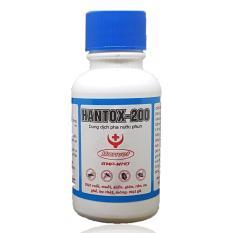 Thuốc diệt kiến hàm lượng cao an toàn cho người sử dụng – Hantox 100ml