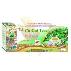 Mẫu sản phẩm Trà Cà Gai Leo giải độc gan- Nguyên Thái Trang
