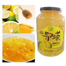 Trà chanh Mật ong Hàn Quốc lọ 1kg