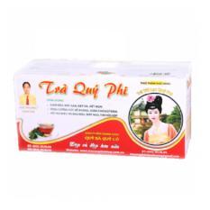 Trà Cung Đình Huế Quý Phi túi lọc giảm béo, đẹp da (30 gói x 2,5g)