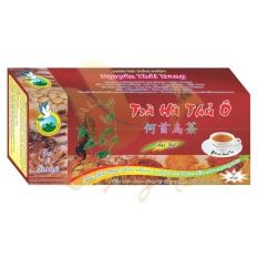 Tư vấn mua Trà Hà Thủ ô cho người bạc tóc -Nguyên Thái Trang