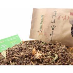 Trà Sơn mật hồng sâm (túi giấy 500g)