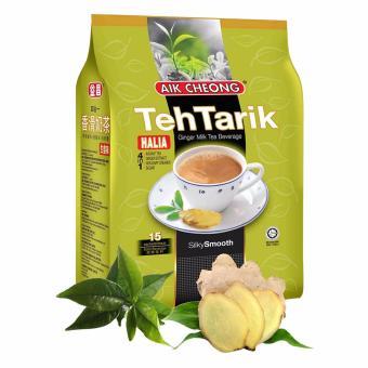 Trà sữa Aik Cheong Teh Tarik vị gừng 4 in 1 (15 Gói x 40gr)