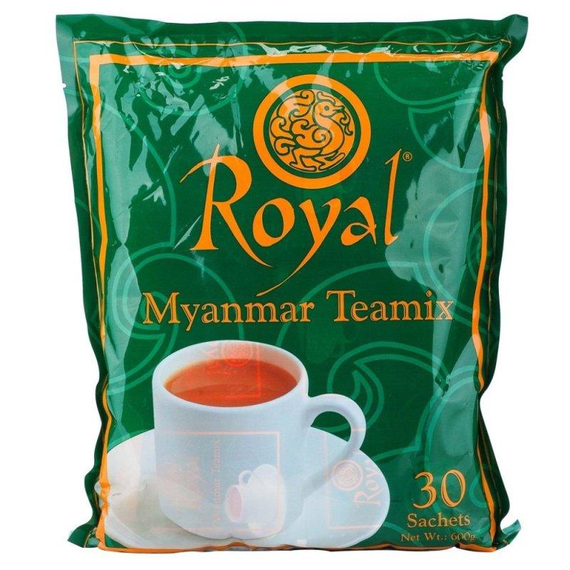 Trà sữa Myanmar - Royal Myanmar Teamix 600g