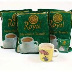 Giá Trà sữa Myanmar Royal Tea Mix