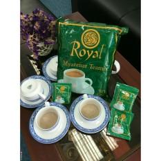 Trang bán Trà Sữa Myanmar Royal Teamix (Có Feedback của khách)
