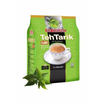Trà Sữa Vị Cổ Điển Aik Cheong Teh Tarik Classic 3 in 1 (15 Gói x 40gr)