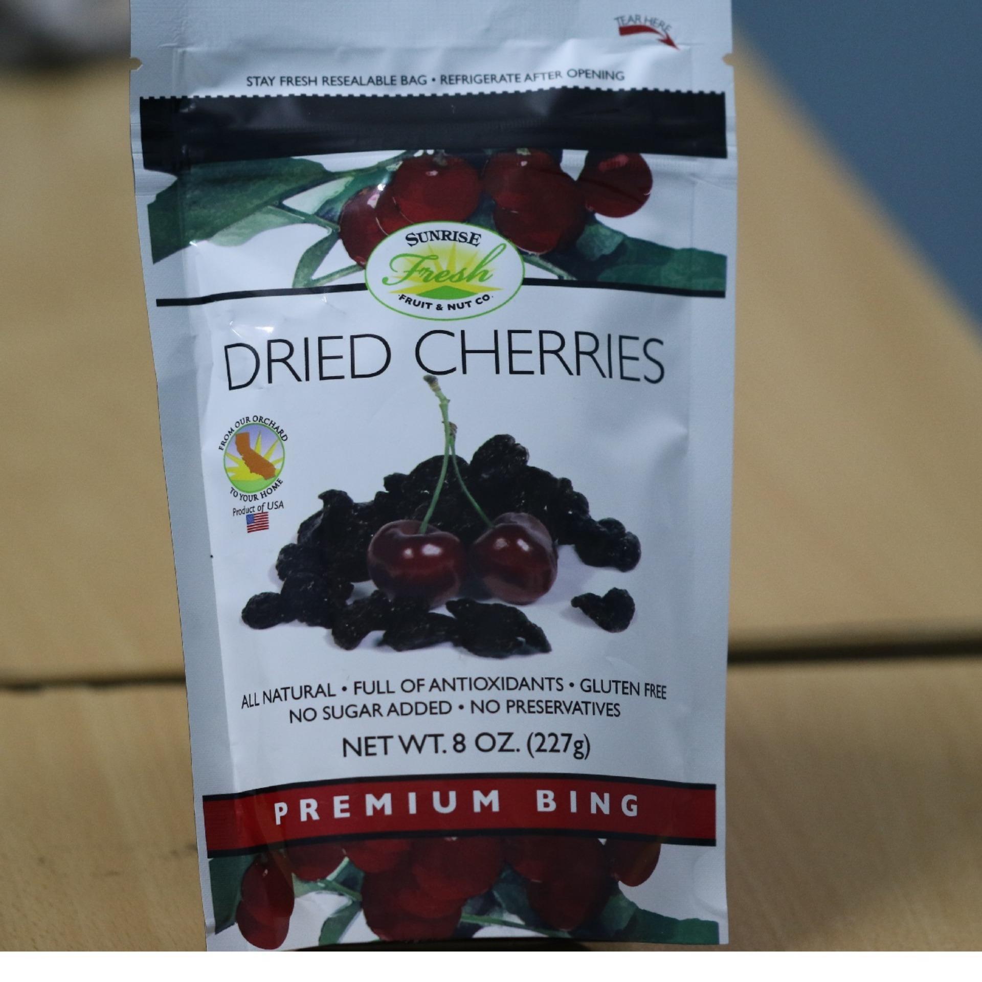 Trái Cherry sấy khô nhập khẩu