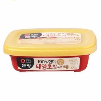 Tương Ớt Gochujang Hàn Quốc Nhập Khẩu Hộp 200g