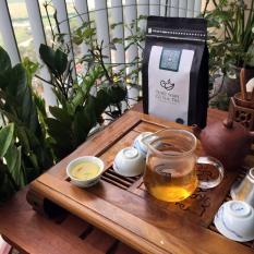 Tuyết shan cổ thụ trà – Giàng A (Đen)
