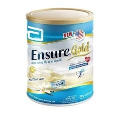 (update)Sữa Ensure Gold hương vani ít ngọt 850g