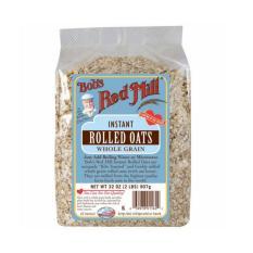 Báo Giá Yến Mạch Cán Ăn Liền Bob's Red Mill Rolled Oats Mỹ 907g (Gói)