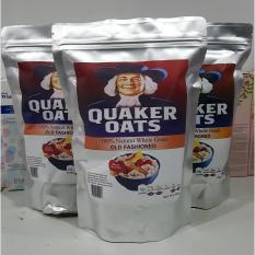 Cập Nhật Giá Yến mạch giảm cân Quaker Oats dạng gói cán dẹt (500g)