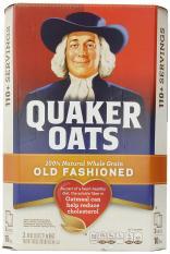 Nơi Bán Yến mạch Quaker Oats nguyên hạt (4,5kg)