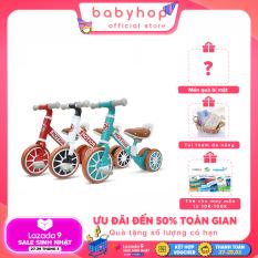 Xe đạp chòi chân tập đi motion 3 in 1 cho bé của babyhop