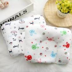 Gối lõm cao cấp siêu mềm mịn xuất Nhật cho bé sơ sinh, gối lõm chống méo đầu cho bé – BEEKIDS PLAZA