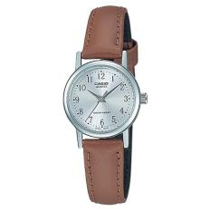 Đồng hồ nữ dây da Casio Anh Khuê LTP-1095E-7bDF