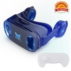 Kính thực tế ảo VR 3D hàng hiệu UGP U8 Kèm tay điều khiển – Âm thanh hình ảnh chất – Sống động như thật