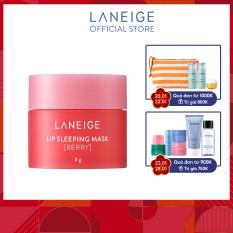 Mặt nạ ngủ môi Laneige hương quả mọng berry 8G – chính hãng
