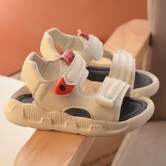 Giày sandal cao cấp mới đế mềm, nhẹ cho bé trai/gái