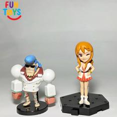 Mô hình các nhân vật One Piece chibi giá rẻ, chất lượng cao