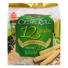 Bánh dinh dưỡng Peitien 12 loại ngũ cốc vị tự nhiên