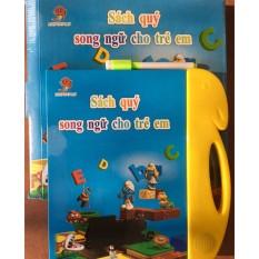 Sách nói điện từ sách quý song ngữ cho trẻ em, chọn mẫu bé trai và bé gái✅Đồ chơi AKOIN phát triển trí tuệ thông minh cho trẻ✅Shop Đồ Chơi Trẻ Em Thông Minh✅An Toàn – AKOIN